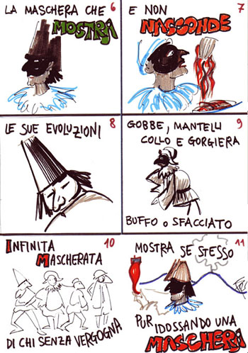 testi ed immagini di Francesca Buommino