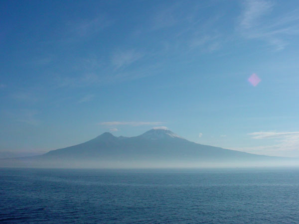 Vesuvio, Napoli.