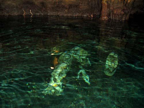 Grotta dello Smeraldo, Conca dei Marini.