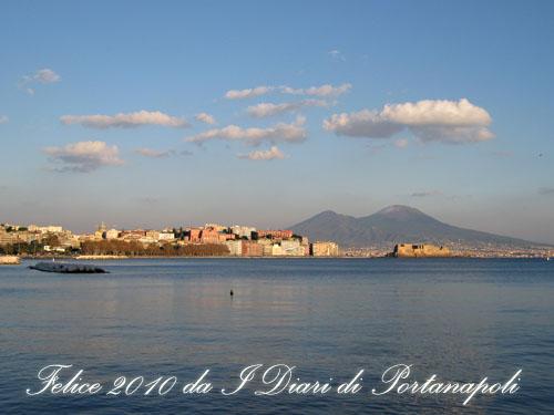 Napoli. Panorama