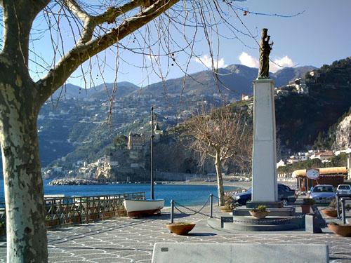 Costiera Amalfitana, scorcio caratteristico