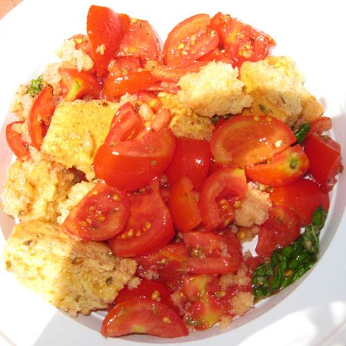 Fresella al pomodoro